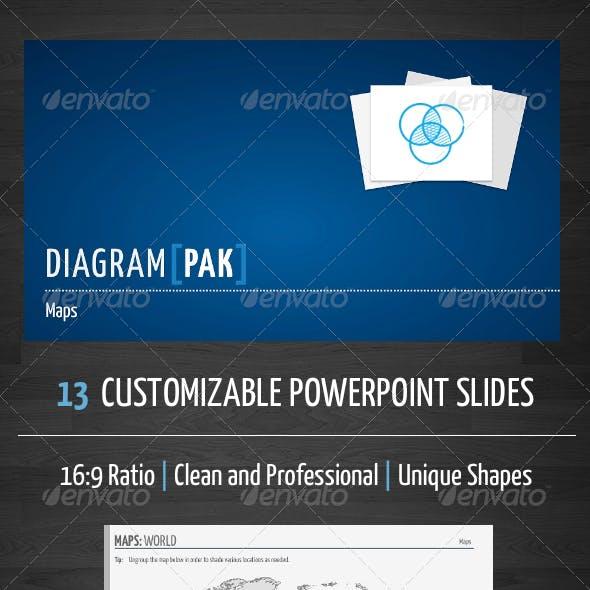 Diagrampak Maps Presentation