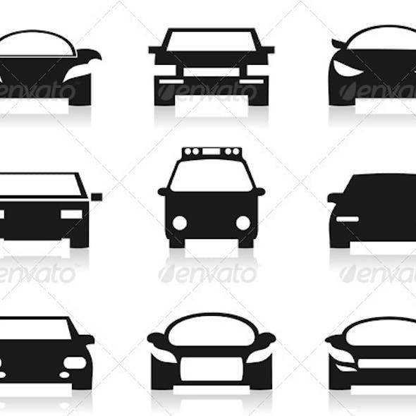Car Icon 2