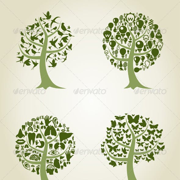 Collection of Trees 5