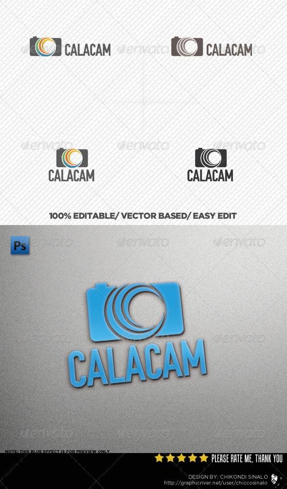 CalaCam Logo Template - Abstract Logo Templates