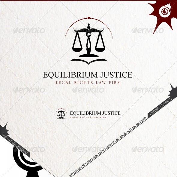 Equilibrium Justice Logo