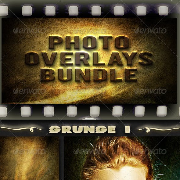 Photo Overlays Bundle