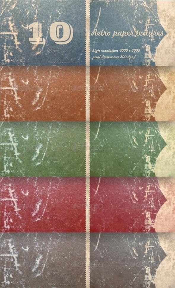 Retro Paper Texture - Paper Textures