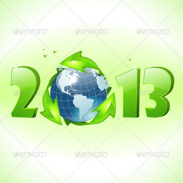 New Year Concept - New Year Seasons/Holidays