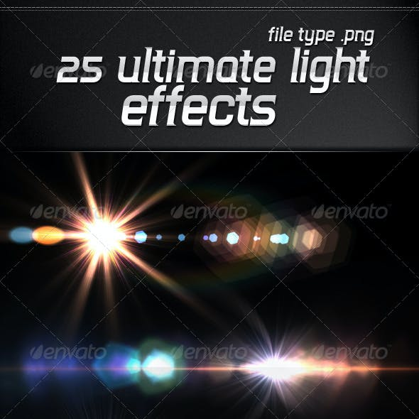 25 Ultimate Light Effects Volume 4