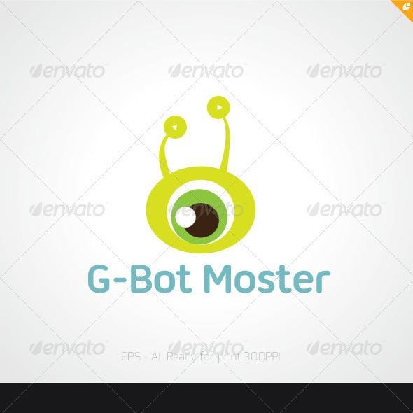 Gbot monter Logo