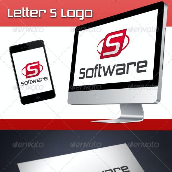 Software Brand Letter S Logo