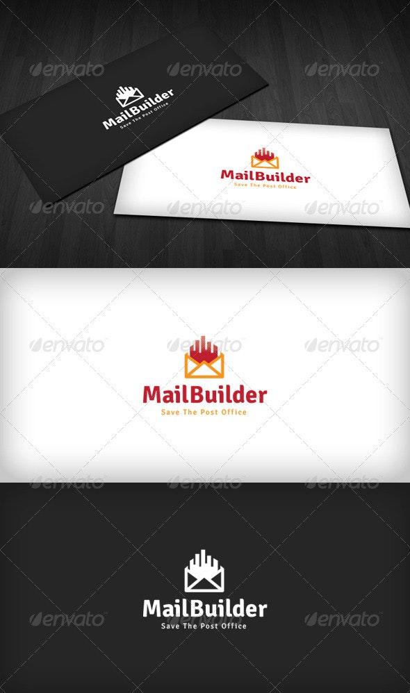 Mail Builder Logo - Symbols Logo Templates