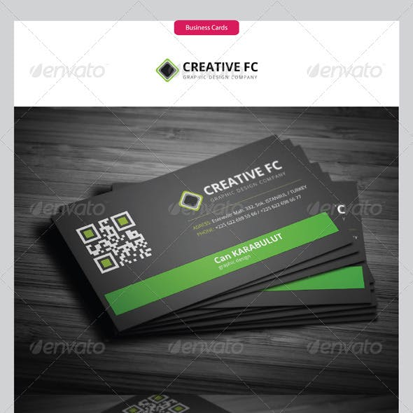 Corporate Business Cards 213