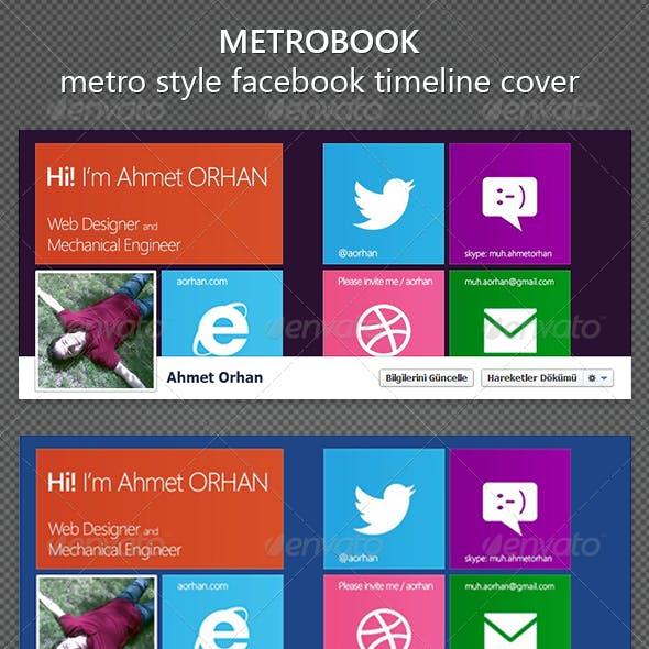 FB Metrobook Timeline Cover