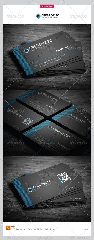 Corporate Business Cards 214 - Corporate Business Cards