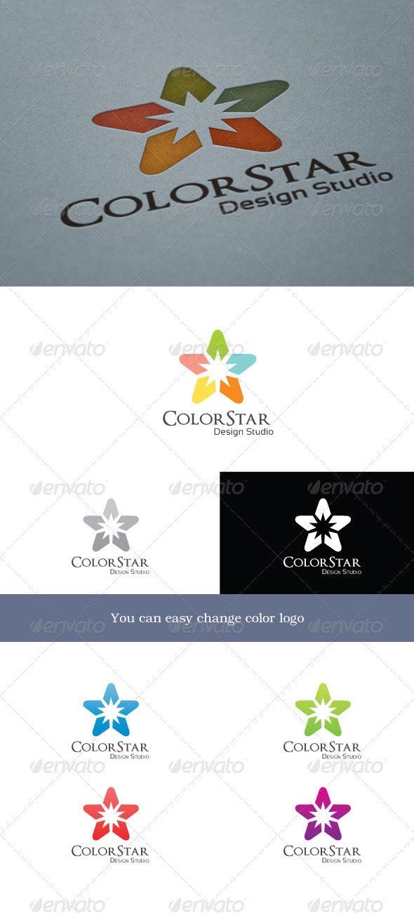 ColorStar - Objects Logo Templates