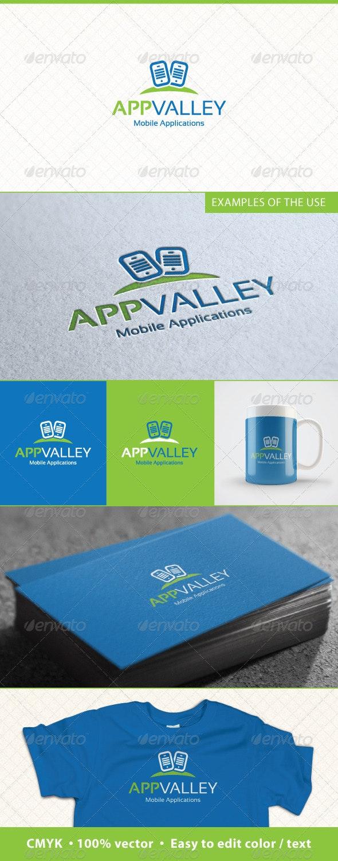App Valley Logo Template - Logo Templates