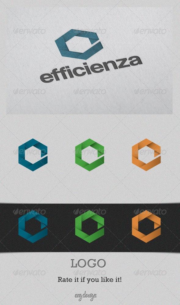 Efficienza - Abstract Logo Templates