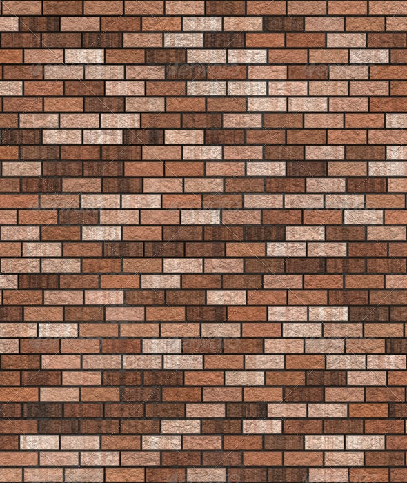 Brick Wall Background - Stone Textures