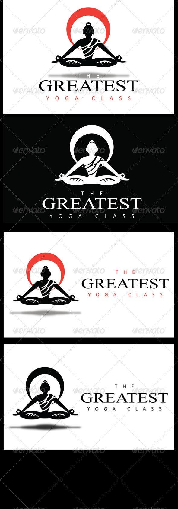 Greatest - Humans Logo Templates