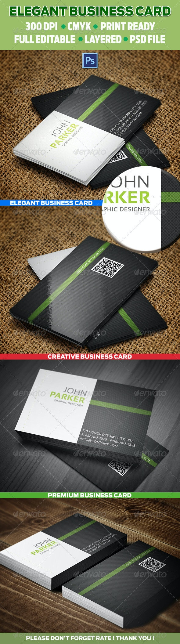 Creative Business Cards 15 - Creative Business Cards