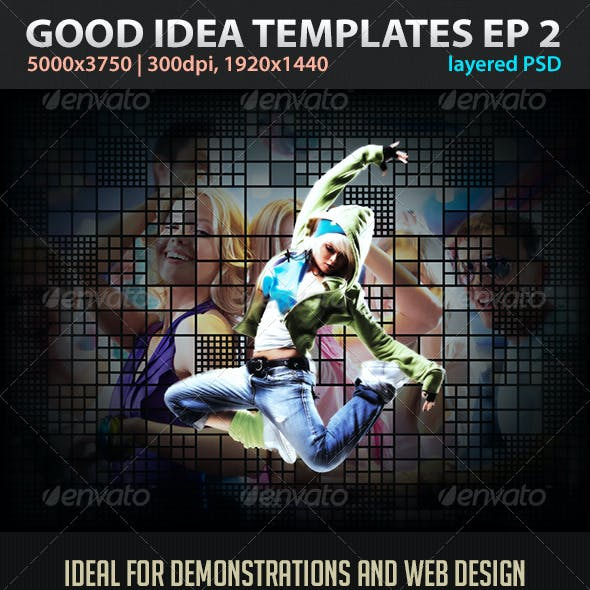 Good Idea Templates Episode 2