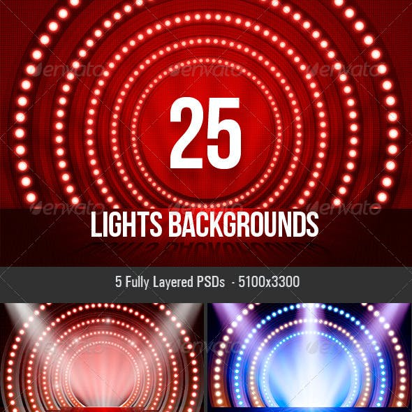 Lights Backgrounds