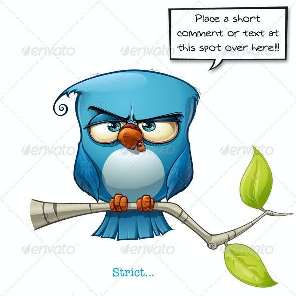 Blue Bird Strict-Serius-Vicious