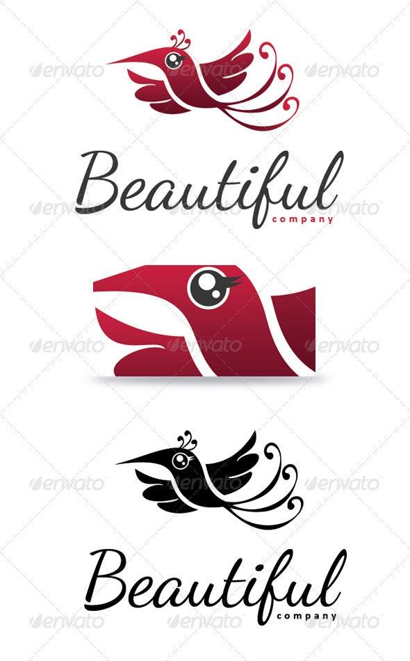 Beautiful - Animals Logo Templates