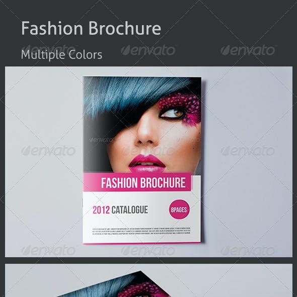 Fashion Modern Brochure