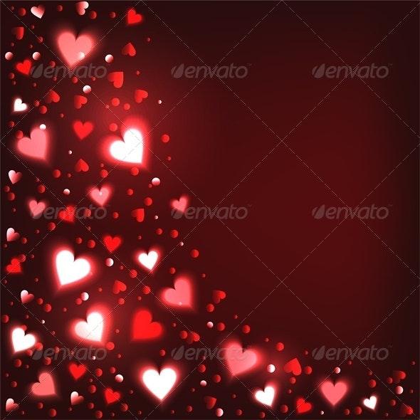 Shiny Hearts - Valentines Seasons/Holidays