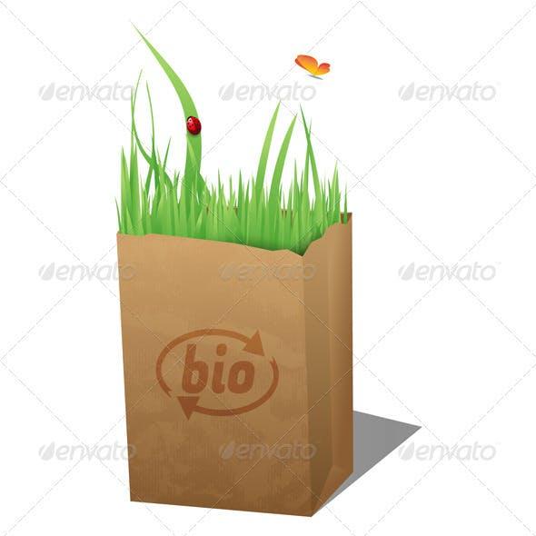 Bio Bag Symbol