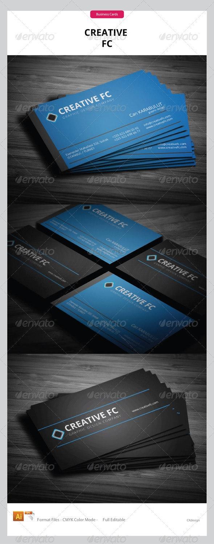 Corporate Business Cards 220 - Corporate Business Cards