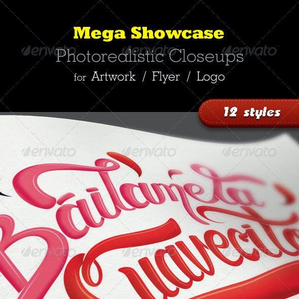 Mega Showcase