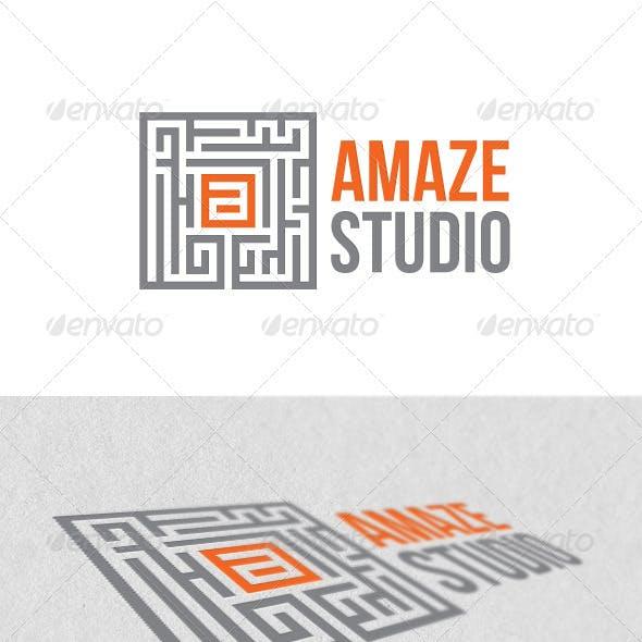 Amaze Studio Logo