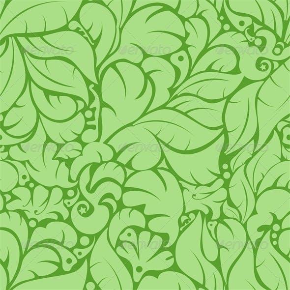 Seamless Ffloral Pattern