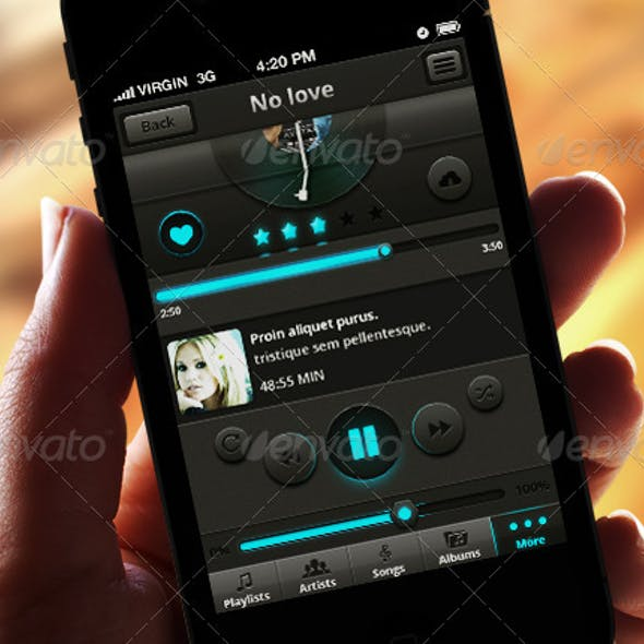 Melody - Music & Video App for IPhone