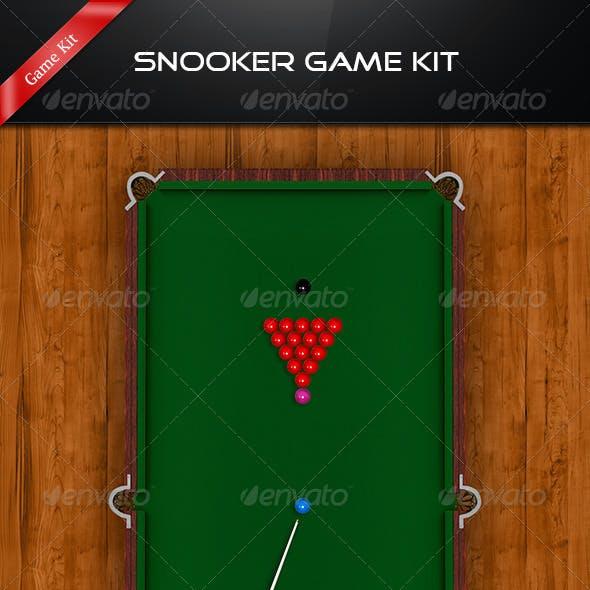 Snooker / Pool Game Kit