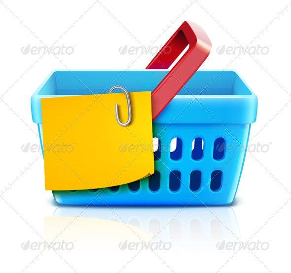 Cool Shopping Concept - Commercial / Shopping Conceptual