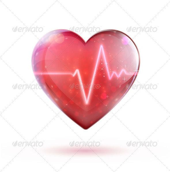Heart Shape - Health/Medicine Conceptual