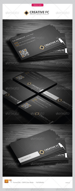 Corporate Business Cards 222 - Corporate Business Cards