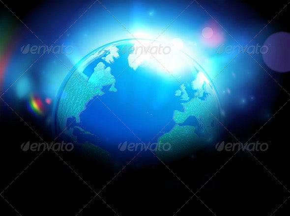 Space - Backgrounds Decorative