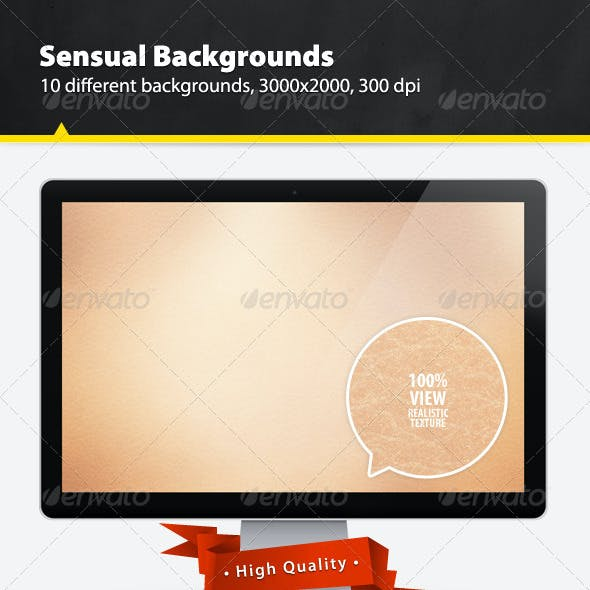 Sensual Backgrounds