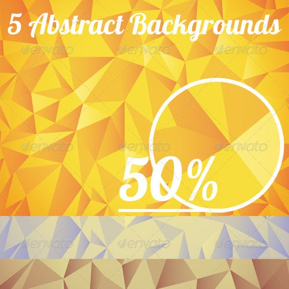 5 Abstract Backgrounds