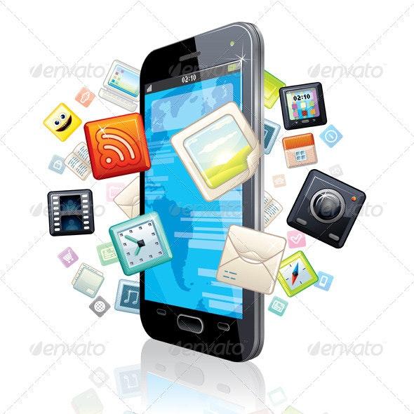 Multimedia Smart Phone - Communications Technology