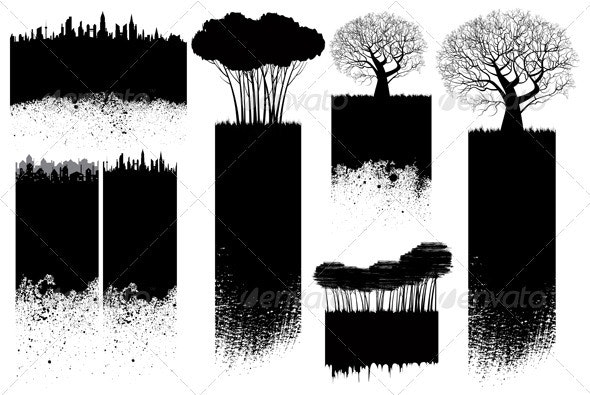 Design Elements - Abstract Conceptual