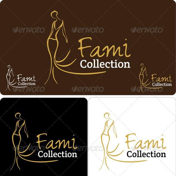 Fashion & Cloth Logo Template