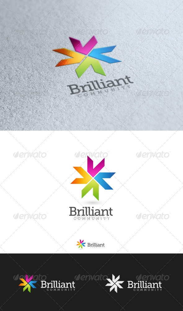 Brilliant Thing - Objects Logo Templates
