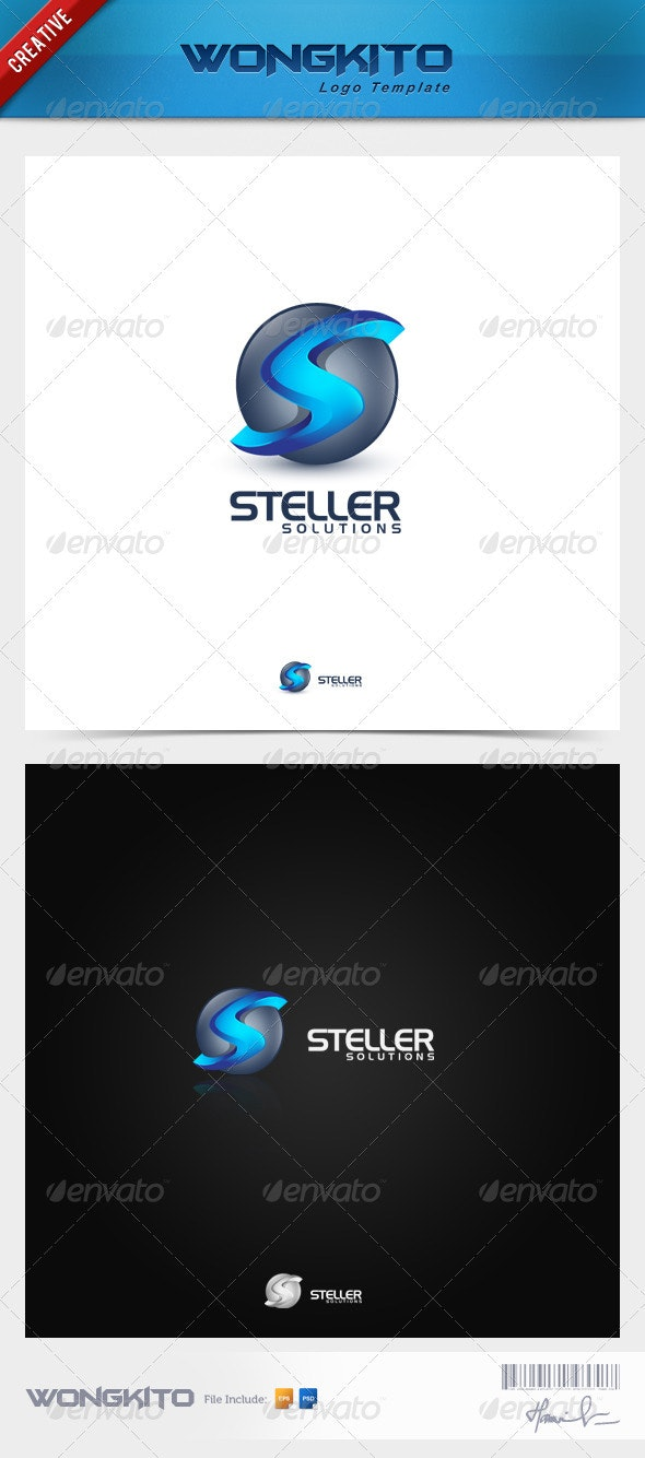 Steller Edition - Objects Logo Templates