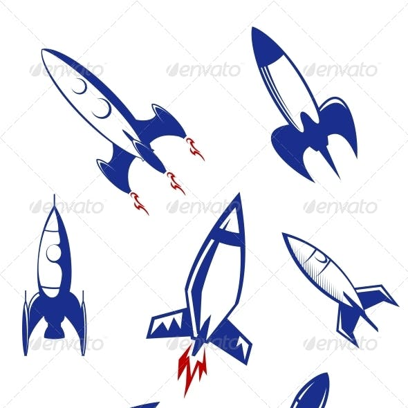 Space Rockets and Military Missiles