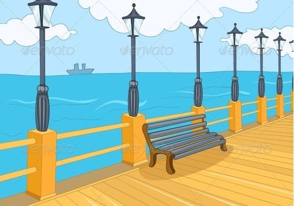 Seafront - Landscapes Nature