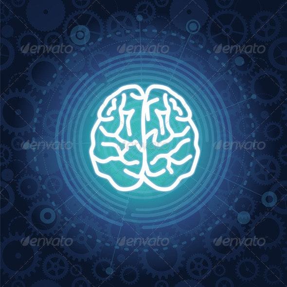 Vector Creativity Concept - Health/Medicine Conceptual