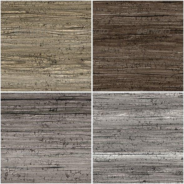 20 Seamless Worn Wood Textures