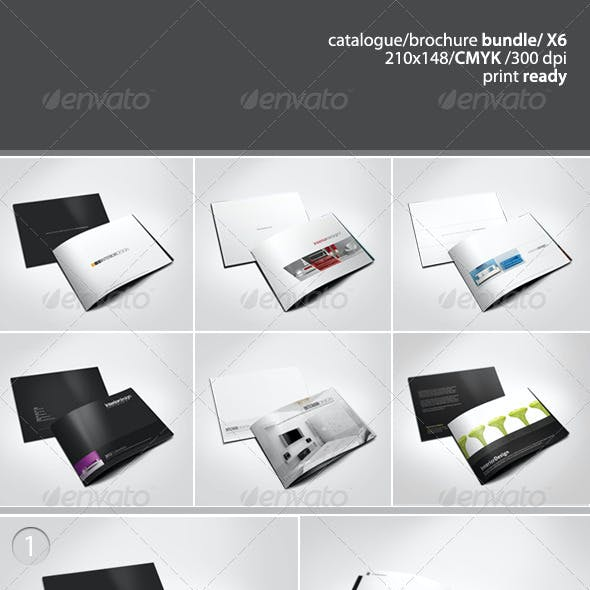 A5 Catalogue / Brochure Bundle
